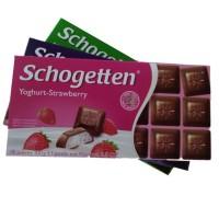 Combo Três Chocolates Schogetten