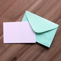 Cartão Decorado Pequeno