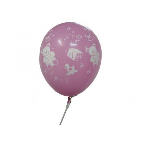 Balão Menina